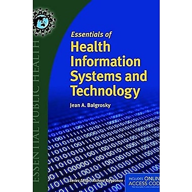 Essentials Of Health Information Systems And Technology, Used Book (9781284036114)