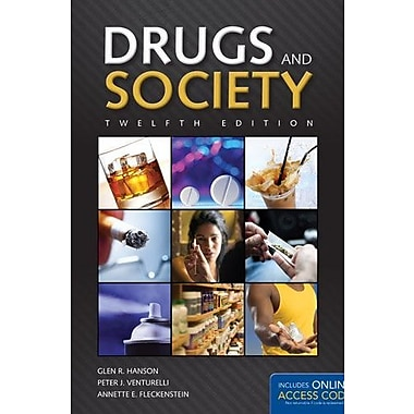 Drugs And Society (Hanson, Drugs and Society) (9781284036374)