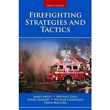 Firefighting Strategies And Tactics, Used Book (9781284036435)