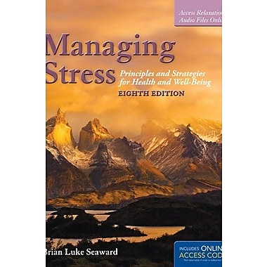 Managing Stress: Principles and Strategies for Health and Well-Being, Used Book (9781284036640)