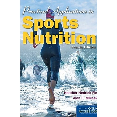 Practical Applications In Sports Nutrition, Used Book (9781284036695)