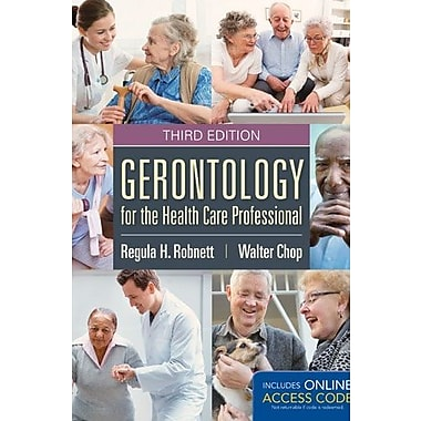 Gerontology For The Health Care Professional (9781284038873)