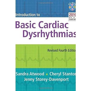 Introduction To Basic Cardiac Dysrhythmias (9781284040357)