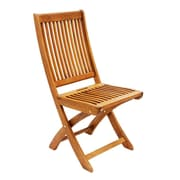 ACHLA Folding Patio Dining Chair