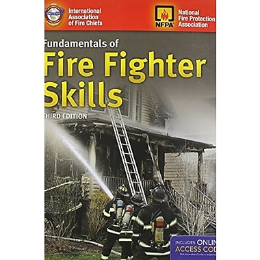 Fundamentals Of Fire Fighter Skills, Used Book (9781284059656)