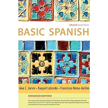 Basic Spanish Enhanced Edition: The Basic Spanish Series (Basic Spanish (Heinle Cengage)), New Book (9781285052083)
