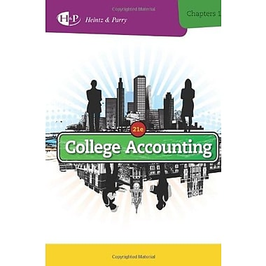 College Accounting, Chapters 1-27, Used Book (9781285055411)