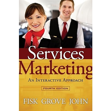 Services Marketing Interactive Approach, Used Book (9781285057132)
