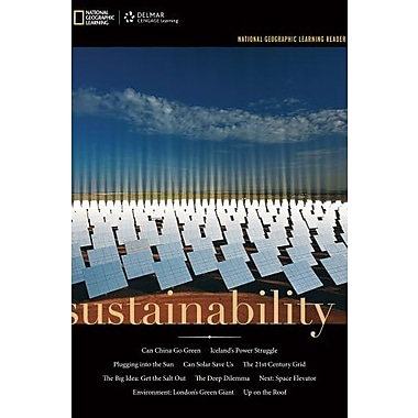 National Geographic Reader: Sustainability, Used Book, (9781285060613)
