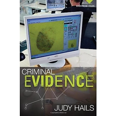 Criminal Evidence, New Book (9781285062860)