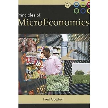 Principles of Microeconomics, New Book (9781285064444)