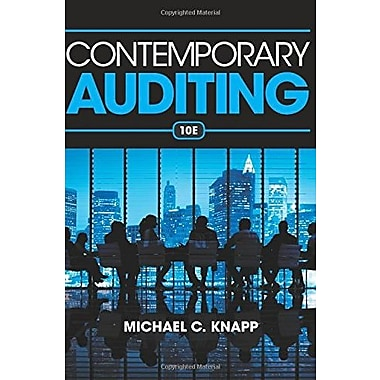 Contemporary Auditing, Used Book (9781285066608)