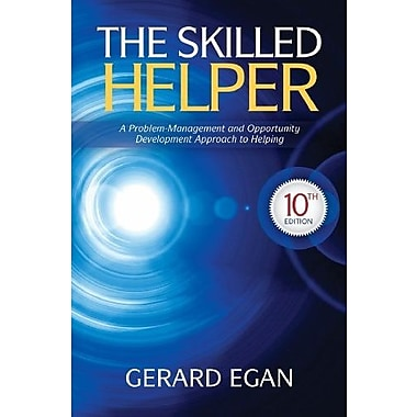 Student Workbook Exercises for Egan's The Skilled Helper, 10th, Used Book (9781285067537)