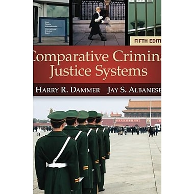 Comparative Criminal Justice Systems, Used Book (9781285067865)