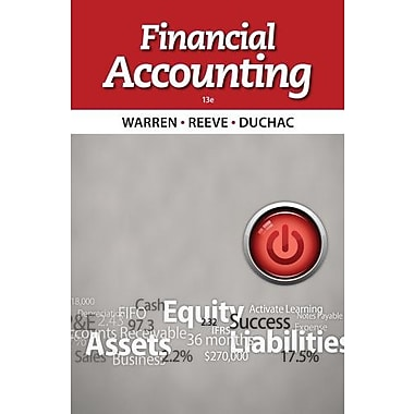 Financial Accounting, Used Book (9781285069647)