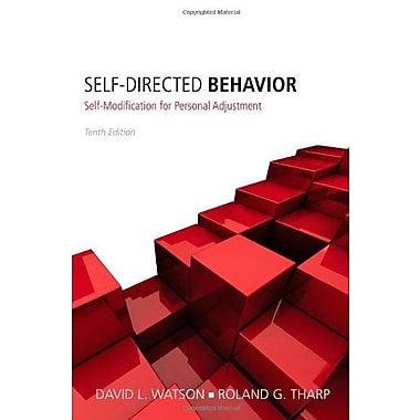 Self-Directed Behavior: Self-Modification for Personal Adjustment, Used Book (9781285077093)