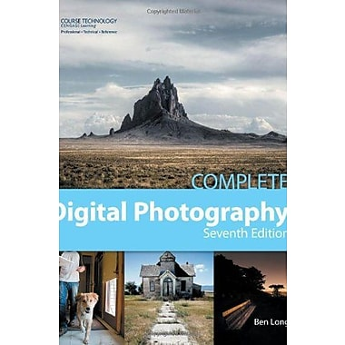Complete Digital Photography, Used Book (9781285077260)
