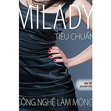 Vietnamese Translated Study Summary for Milady Standard Nail Technology, Used Book (9781285080567)