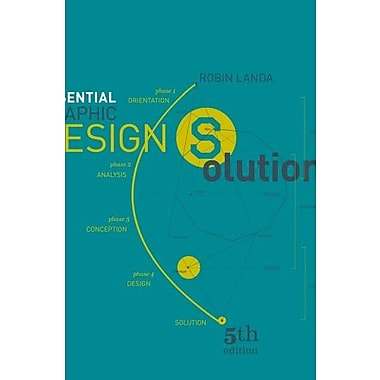 Essential Graphic Design Solutions, New Book (9781285085227)