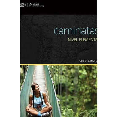 Caminatas Video Manual (with DVD: Nivel elemental) (Explore Our New Spanish 1st Editions) (9781285091211)