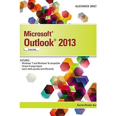 Microsoft Office Outlook 2013: Illustrated Essentials, Used Book (9781285092799)