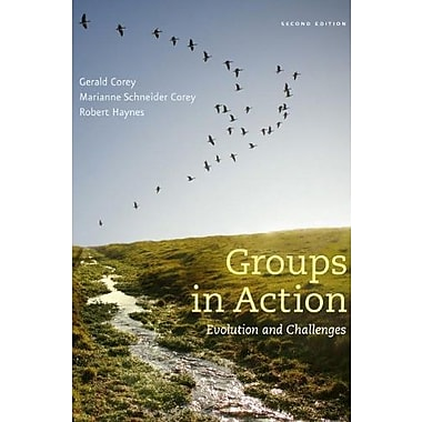 Groups in Action: Evolution and Challenges Workbook (with CourseMate Printed Access Card and DVD), New Book (9781285095059)