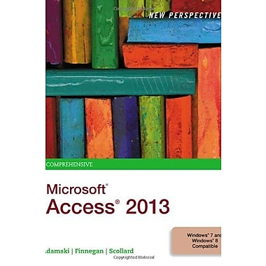 New Perspectives on Microsoft Access 2013, Comprehensive, Used Book (9781285099200)