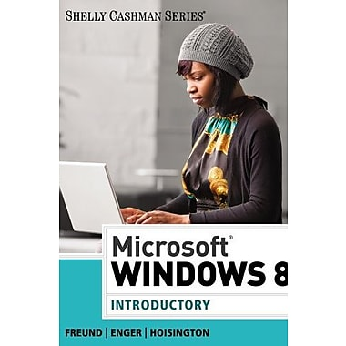 Microsoft Windows 8: Introductory (Shelly Cashman), New Book (9781285163130)