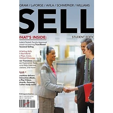 SELL 4 (with CourseMate Printed Access Card), New Book (9781285164724)