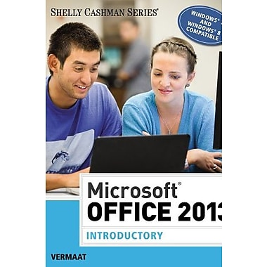 Microsoft Office 2013: Introductory (Shelly Cashman), New Book (9781285166025)