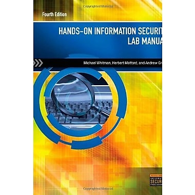 Hands-On Information Security Lab Manual (9781285167572)