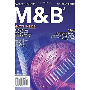 M&B 3, New Book (9781285167961)
