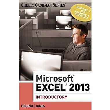Microsoft Excel 2013: Introductory, Used Book (9781285168562)