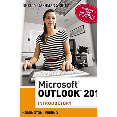 Microsoft Outlook 2013: Introductory, Used Book (9781285168852)