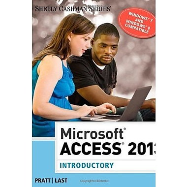 Microsoft Access 2013: Introductory, Used Book (9781285169033)