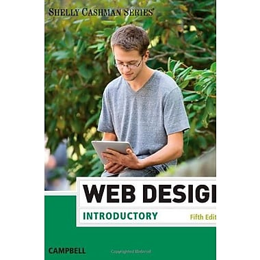Web Design: Introductory, Used Book (9781285170626)