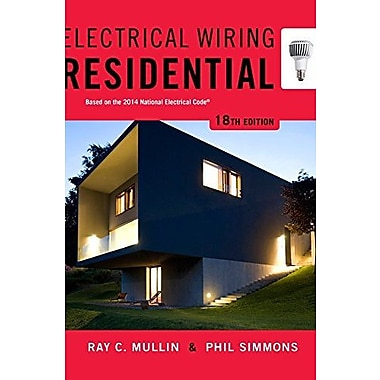 Electrical Wiring Residential, New Book (9781285170978)