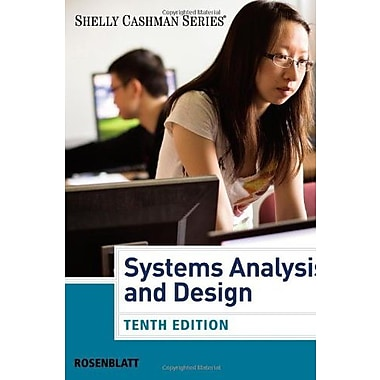 Systems Analysis and Design (with CourseMate Printed Access Card) (Shelly Cashman), New Book (9781285171340)