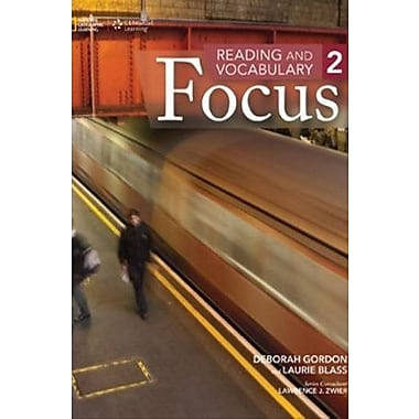 Reading and Vocabulary Focus 2, Used Book (9781285173313)