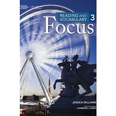 Reading and Vocabulary Focus 3, New Book (9781285173368)