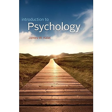 Introduction to Psychology, Used Book (9781285177687)