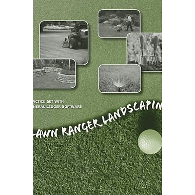 Lawn Ranger Landscaping Practice Set with GL Software (9781285180991)