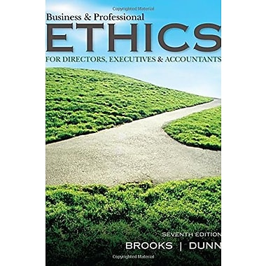 Business & Professional Ethics, Used Book (9781285182223)