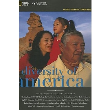 National Geographic Learning Reader: Diversity of America (Book Only) (9781285183169)