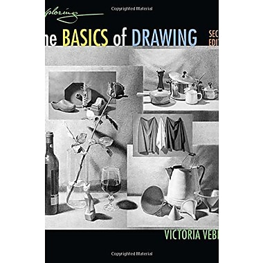 Exploring the Basics of Drawing, Used Book (9781285184593)