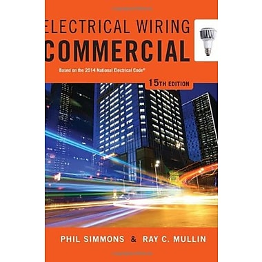 Electrical Wiring Commercial, New Book (9781285186856)