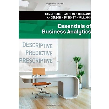 Essentials of Business Analytics (9781285187273)
