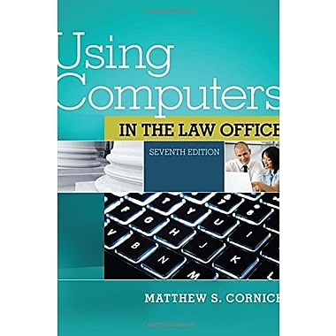 Using Computers in the Law Office, Used Book (9781285189598)