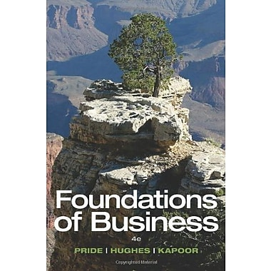 Foundations of Business (9781285193946)