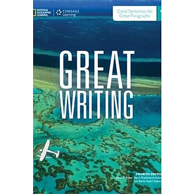 Great Writing 1: Great Sentences for Great Paragraphs, New Book (9781285194882)